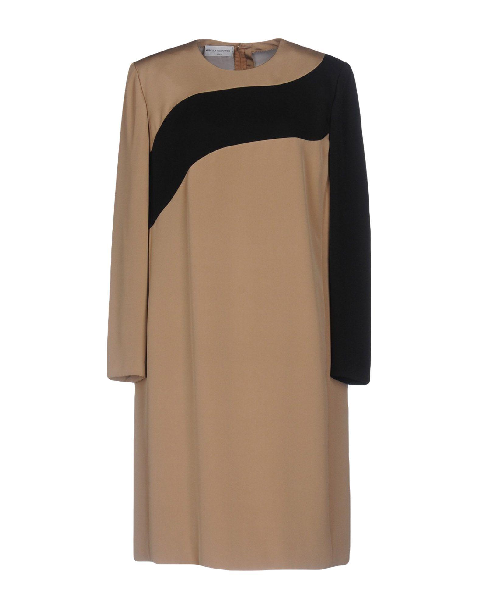 все цены на MIRELLA CAVORSO Платье до колена онлайн
