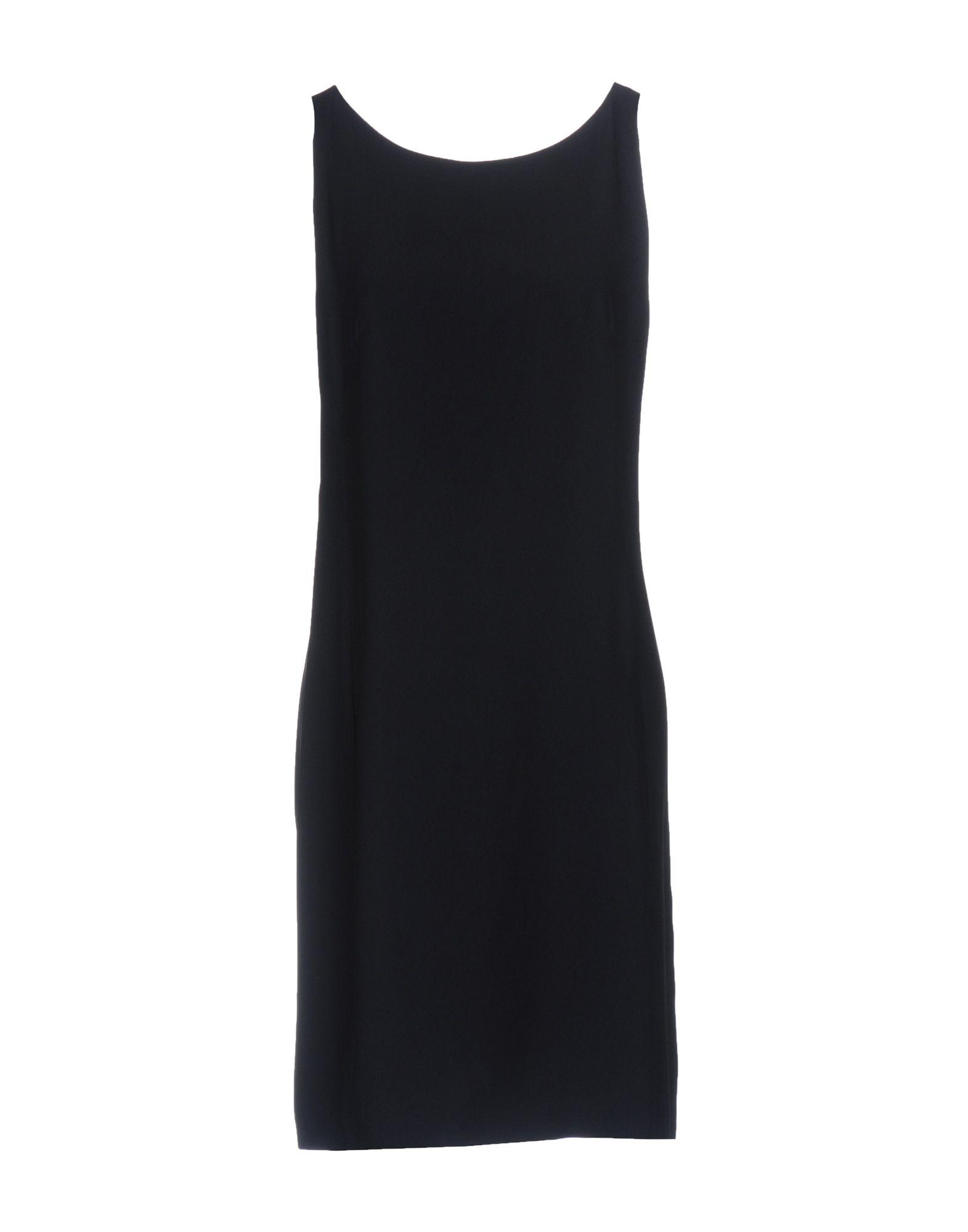 цена  DONDUP Платье до колена  онлайн в 2017 году