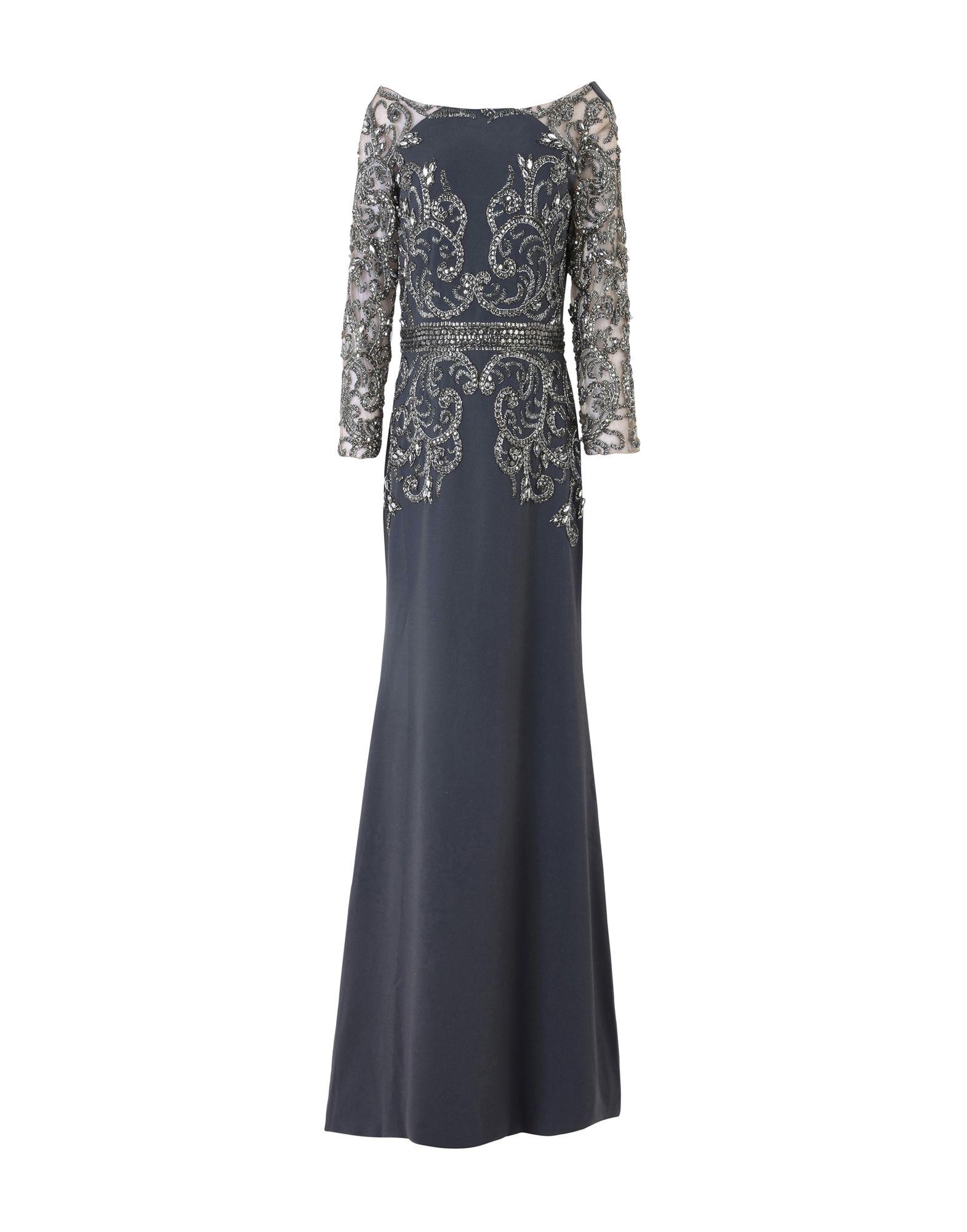 PATRICIA BONALDI Long Dress in Lead