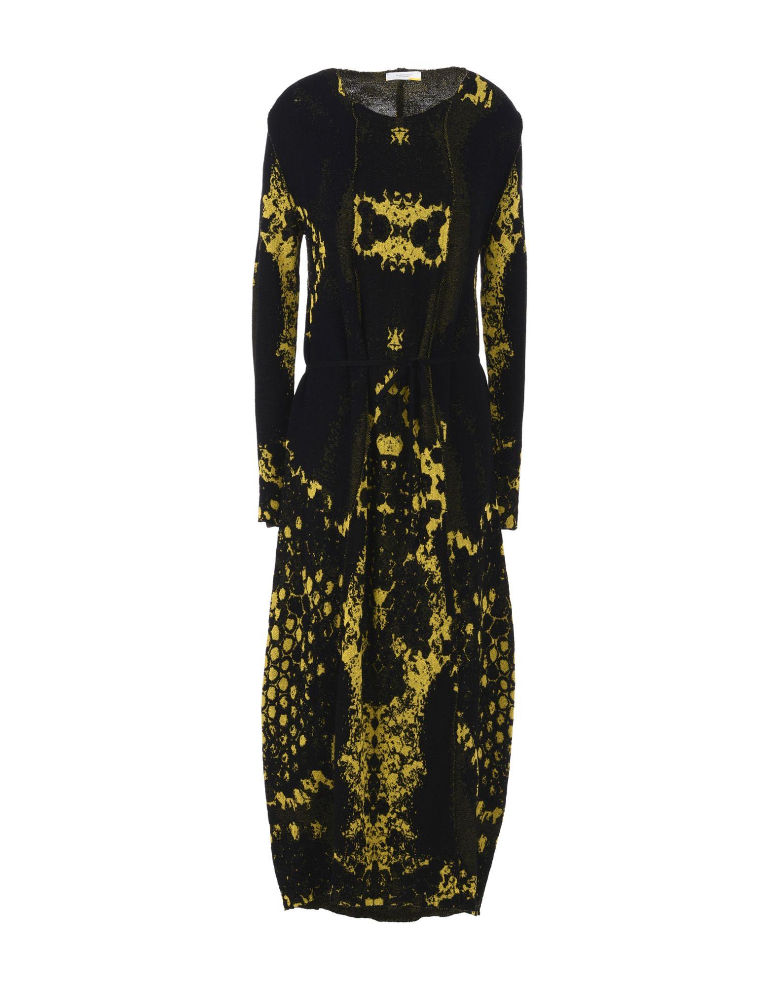 MANOSTORTI Платье длиной 3/4 manostorti платье до колена