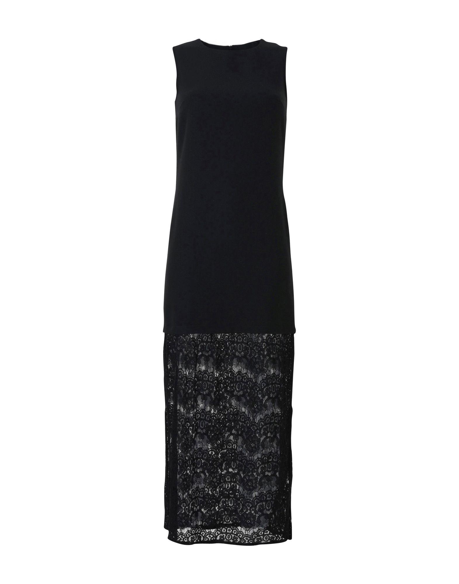MAISON DIX Длинное платье цены онлайн