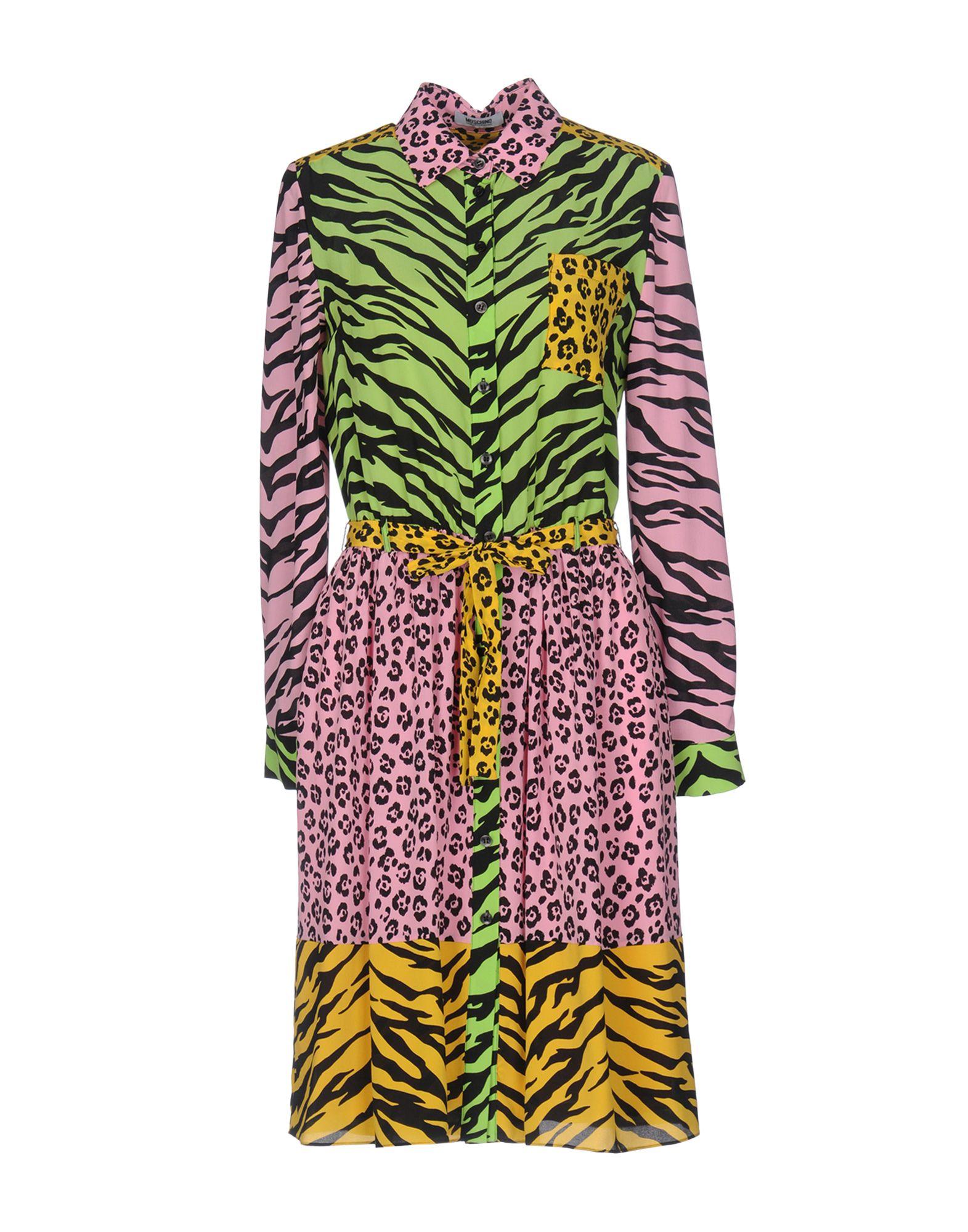 MOSCHINO CHEAP AND CHIC Платье до колена платье moschino moschino mo057ewiwk30