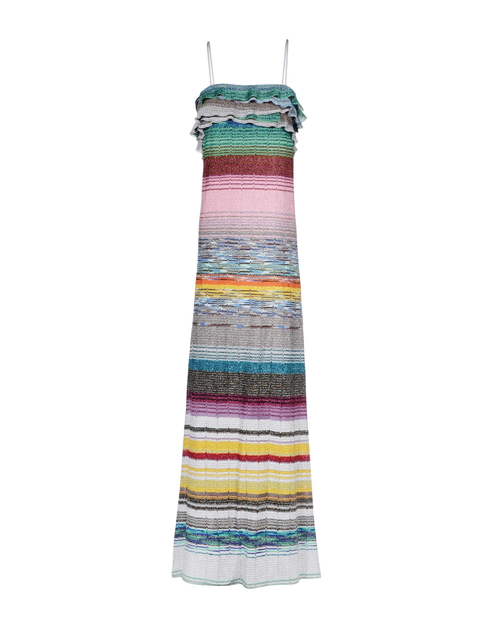 MISSONI Длинное платье платье