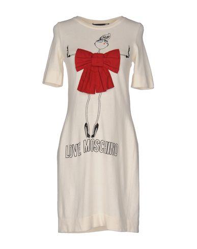 LOVE MOSCHINO Короткое платье шорты