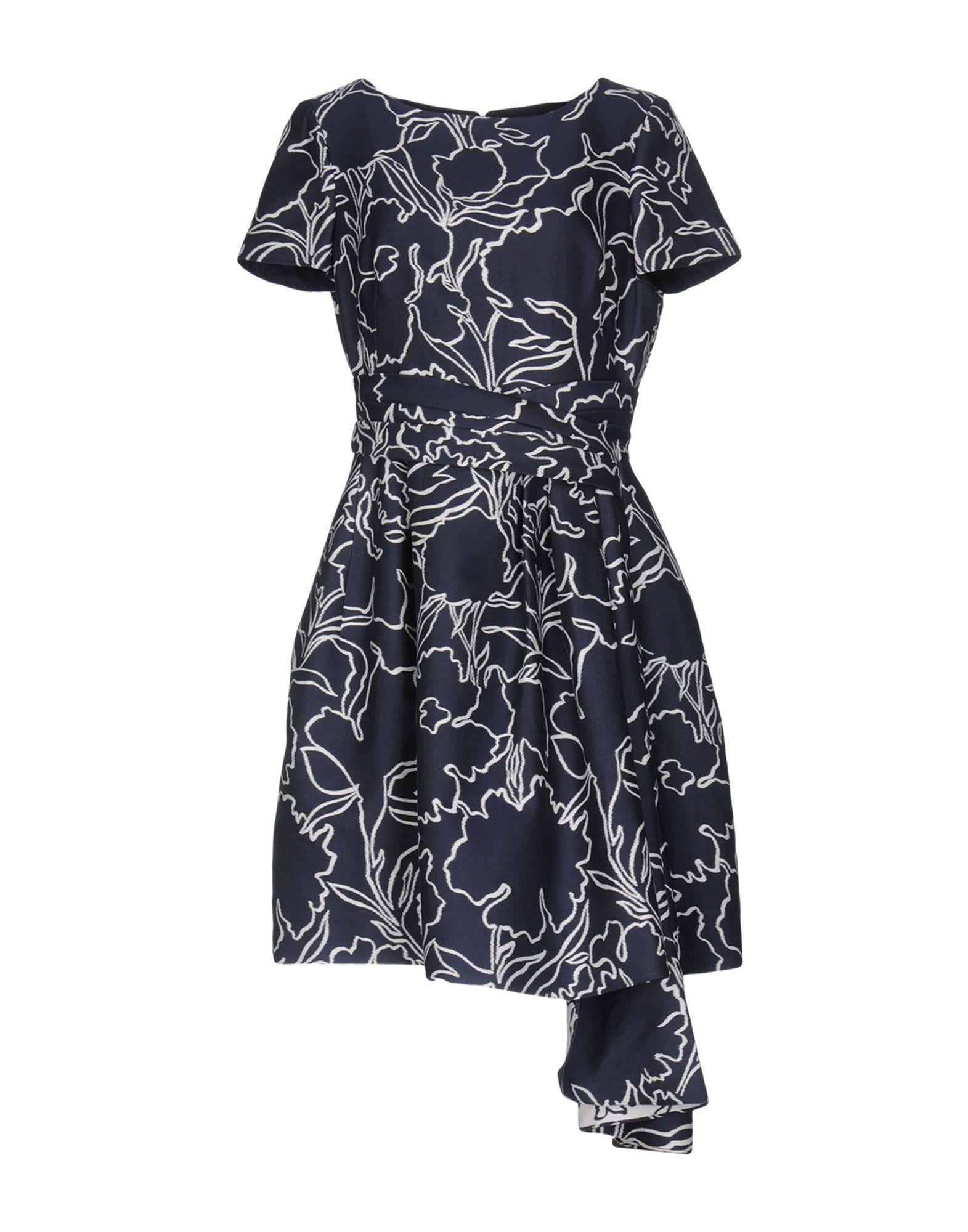цена на OSCAR DE LA RENTA Короткое платье