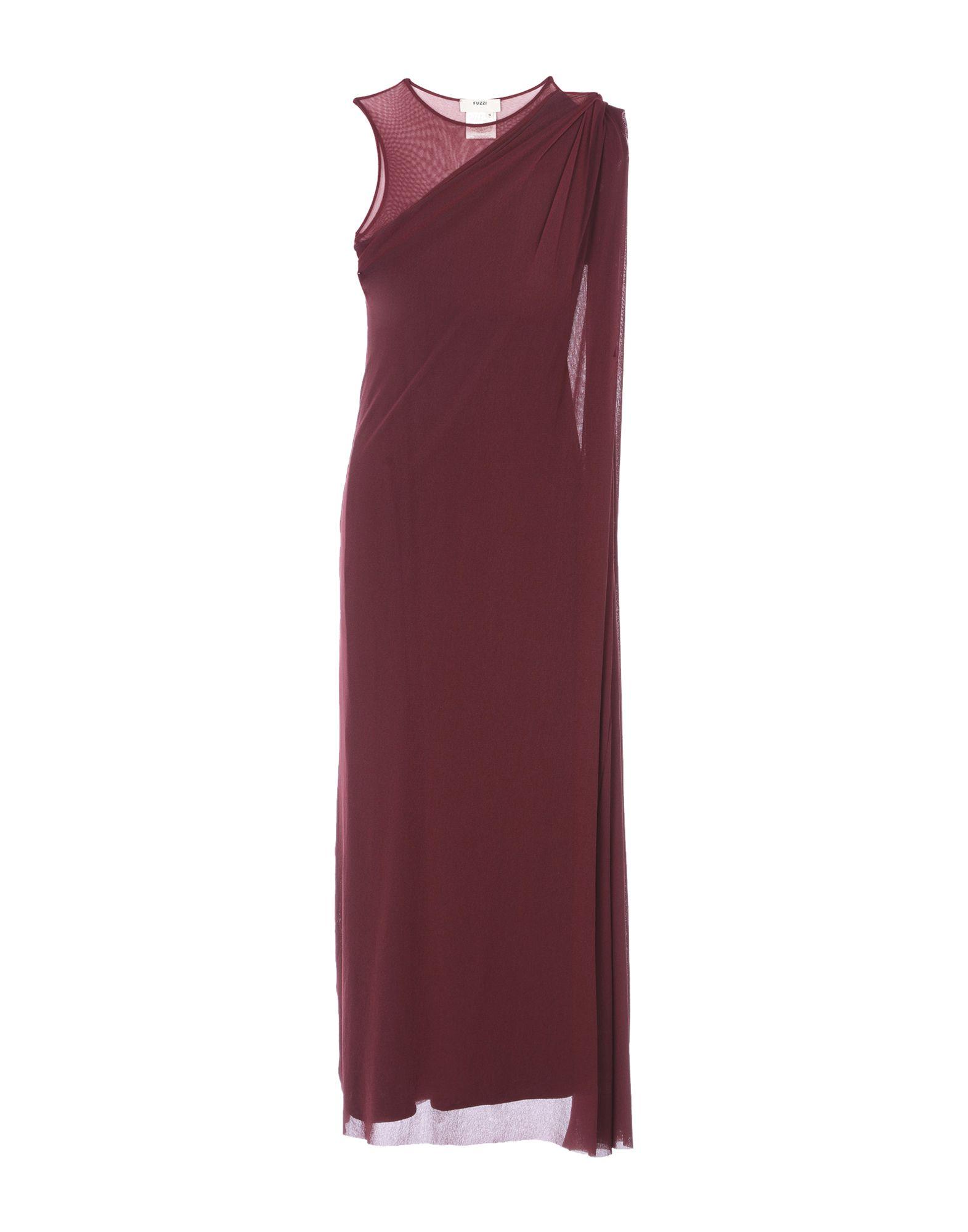 где купить  FUZZI Платье длиной 3/4  по лучшей цене