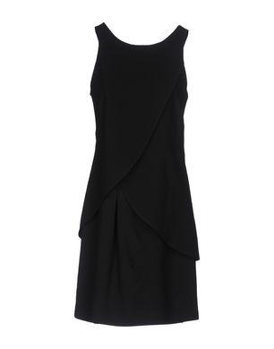 FENDI Damen Kurzes Kleid Farbe Schwarz Größe 3