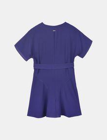 ARMANI EXCHANGE GIRLS TIE-WAIST SWING DRESS Mini dress [*** pickupInStoreShipping_info ***] r
