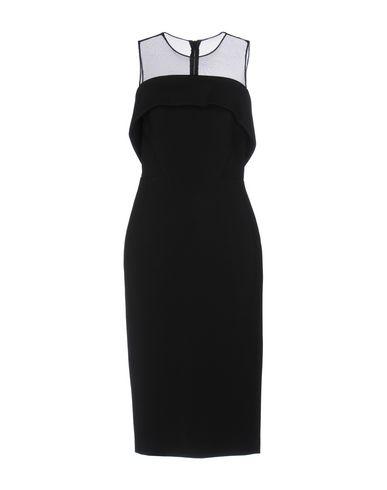 цена  DAVID KOMA Платье до колена  онлайн в 2017 году