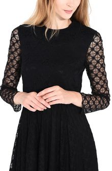 PHILOSOPHY di LORENZO SERAFINI LIZ LACE DRESS Mid-length Dress D e
