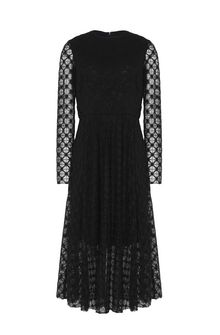 PHILOSOPHY di LORENZO SERAFINI LIZ LACE DRESS Mid-length Dress D f