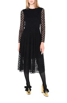 PHILOSOPHY di LORENZO SERAFINI LIZ LACE DRESS Mid-length Dress D r