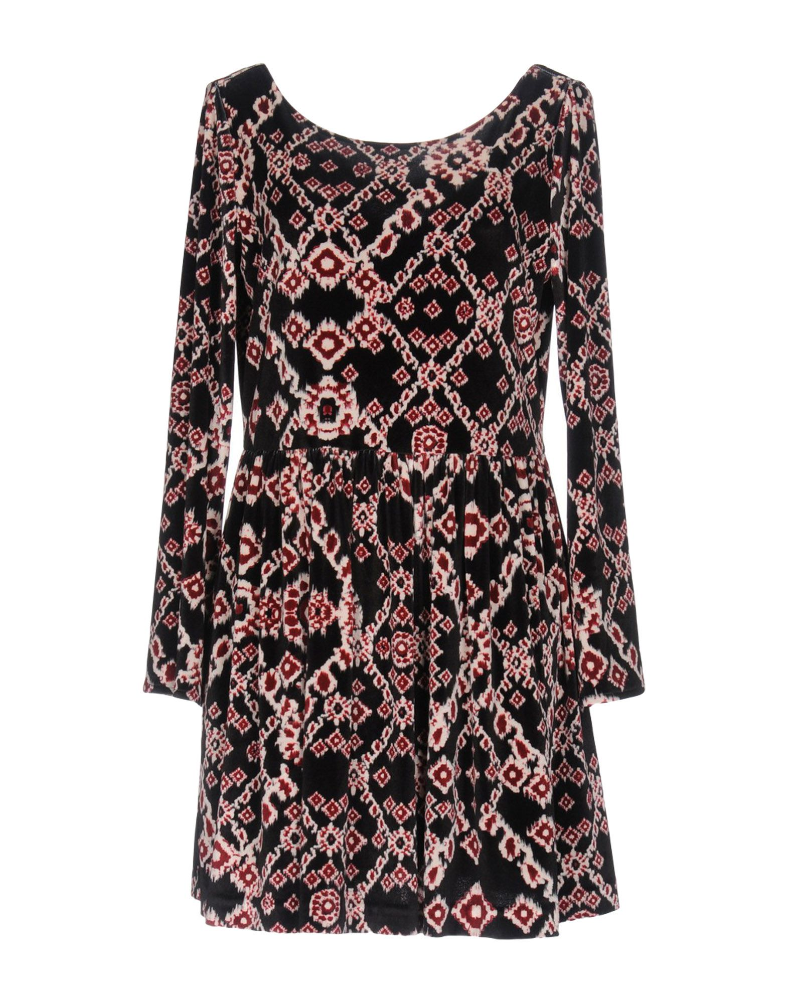BLACK CORAL Короткое платье платье glamorous hp0093 coral