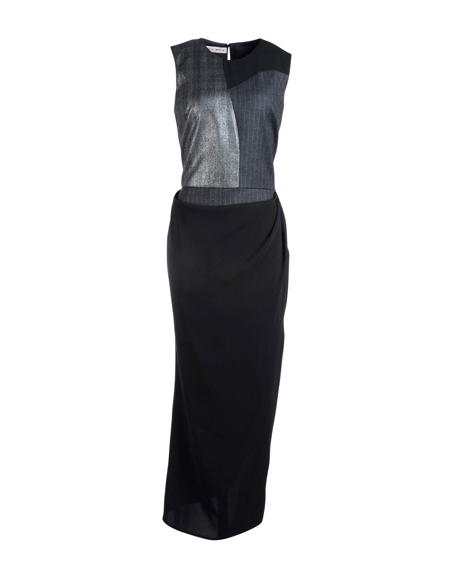 цена FRANKIE MORELLO Длинное платье онлайн в 2017 году