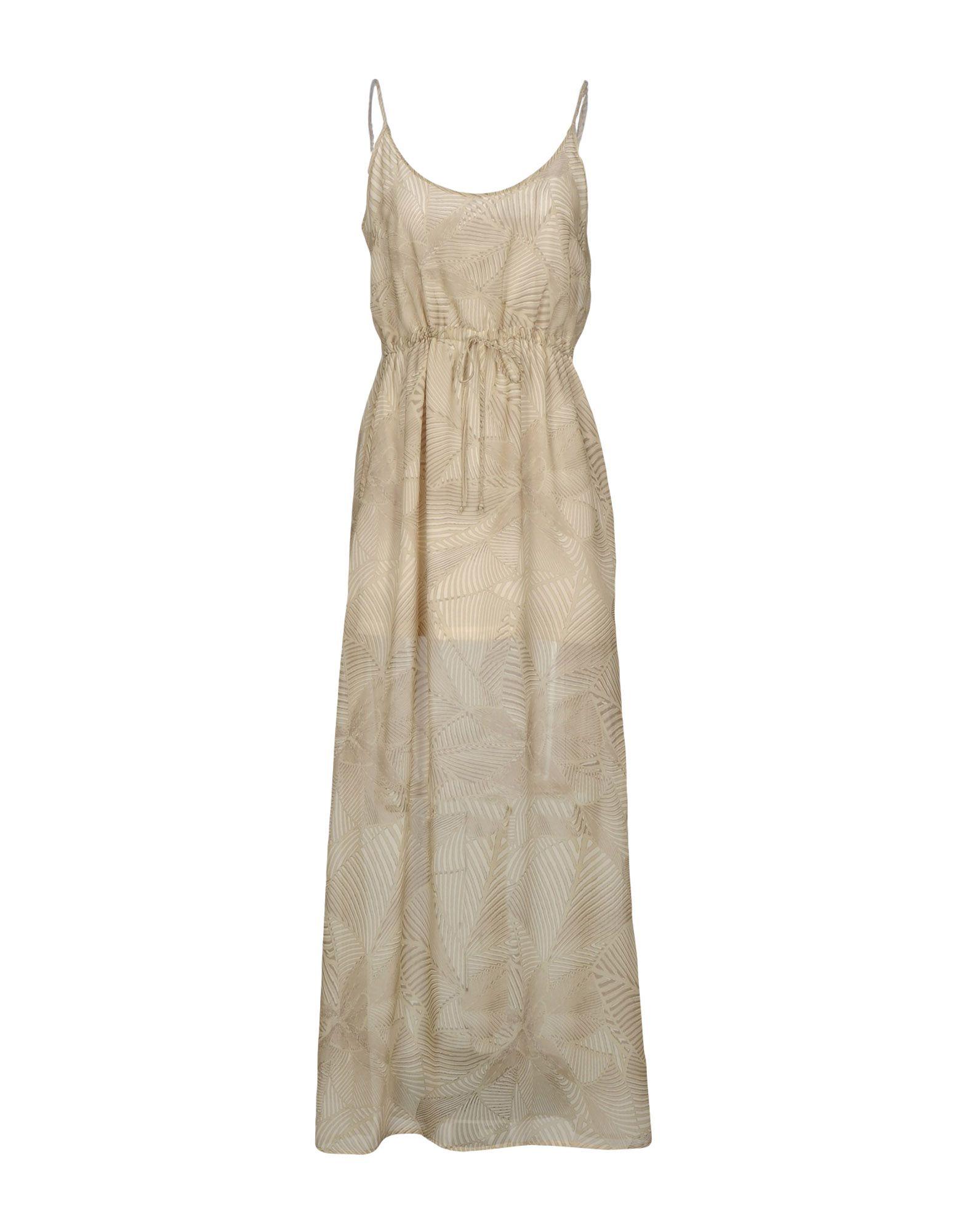 цена EMMA&GAIA Длинное платье онлайн в 2017 году