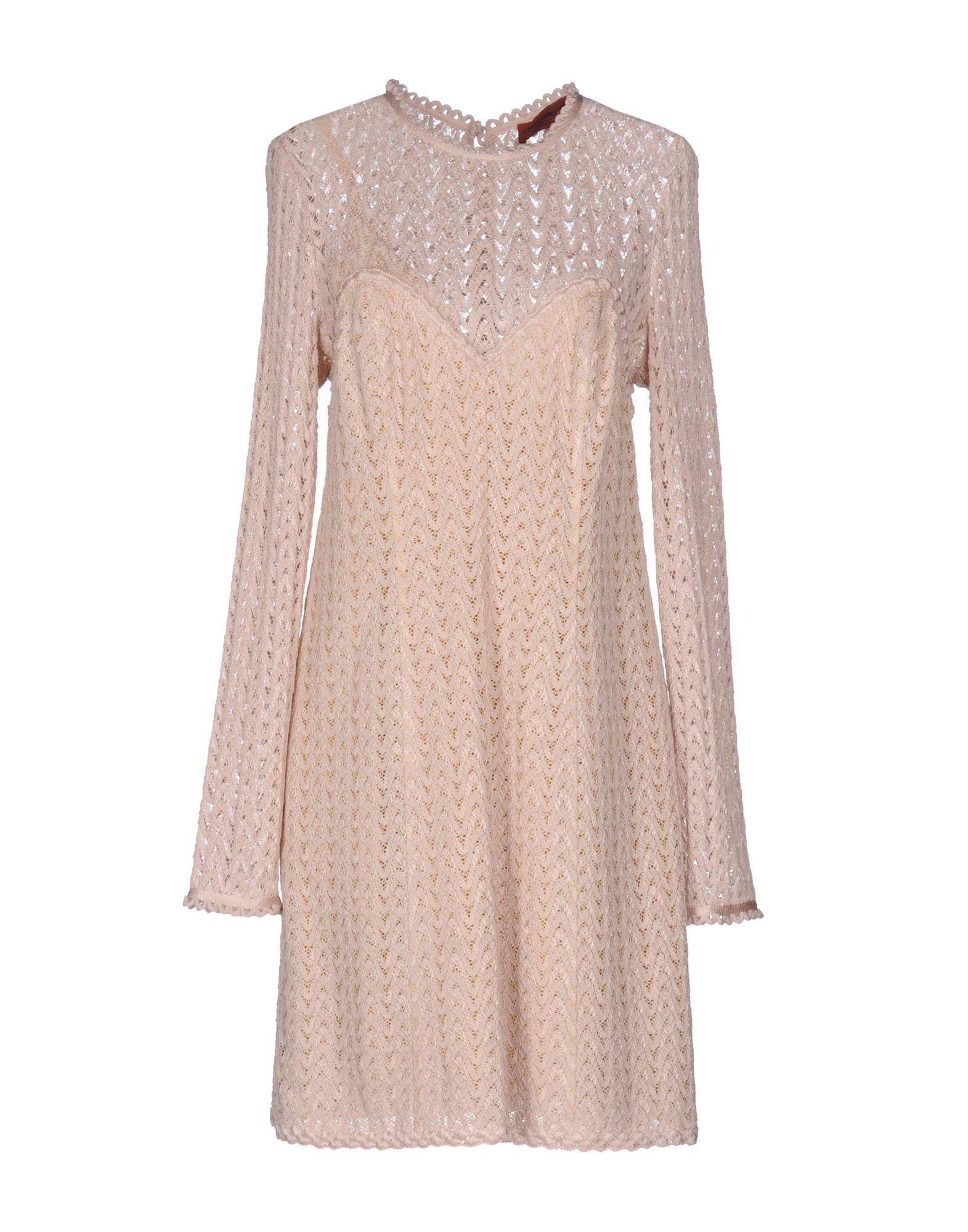 MISSONI Короткое платье anais gillian комбинация