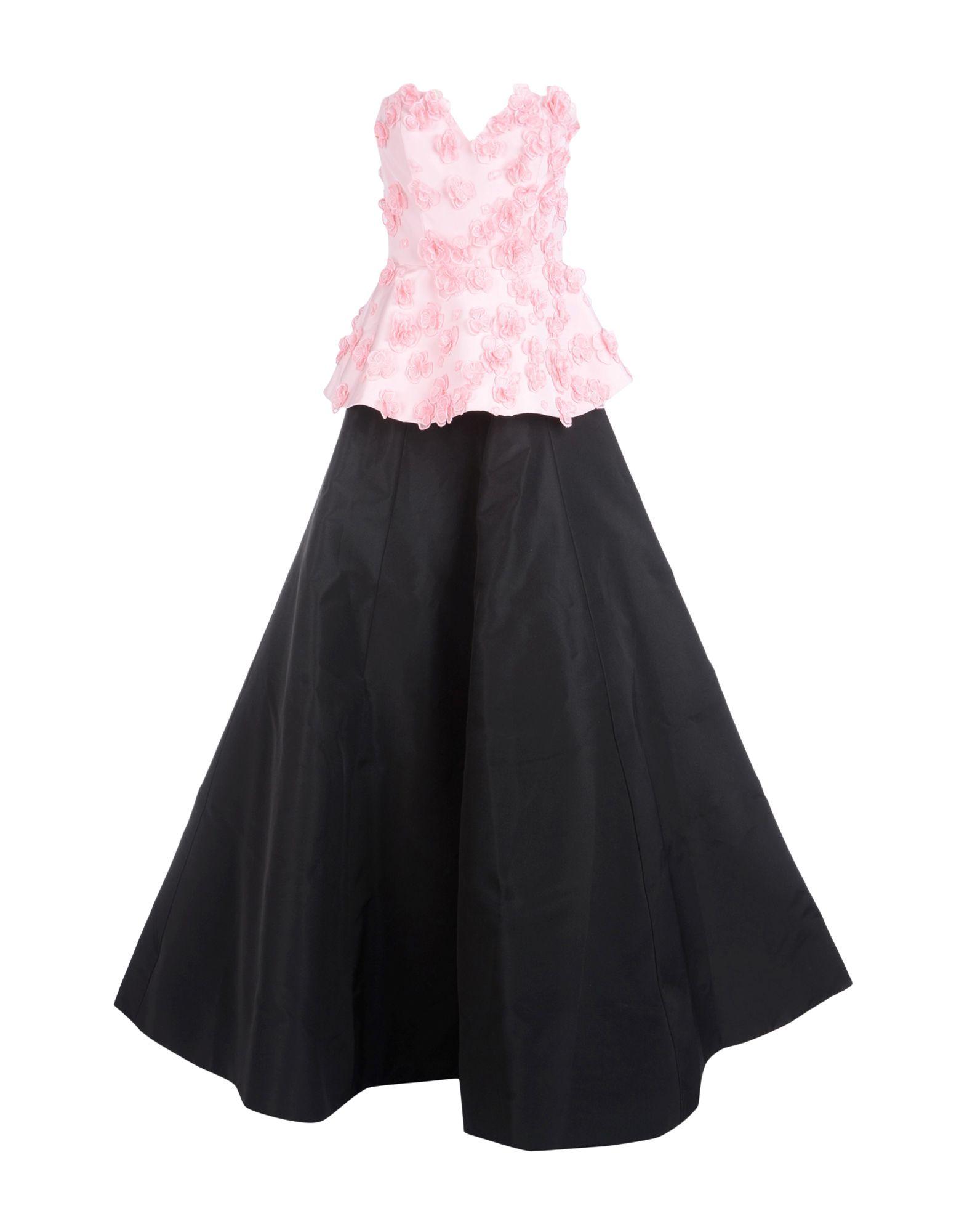 ANDREW GN Длинное платье недорго, оригинальная цена