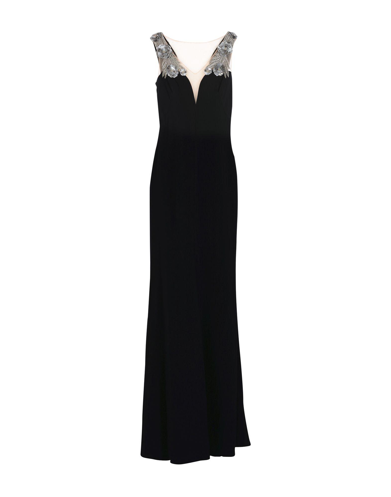 Фото MARCHESA NOTTE Длинное платье. Купить с доставкой