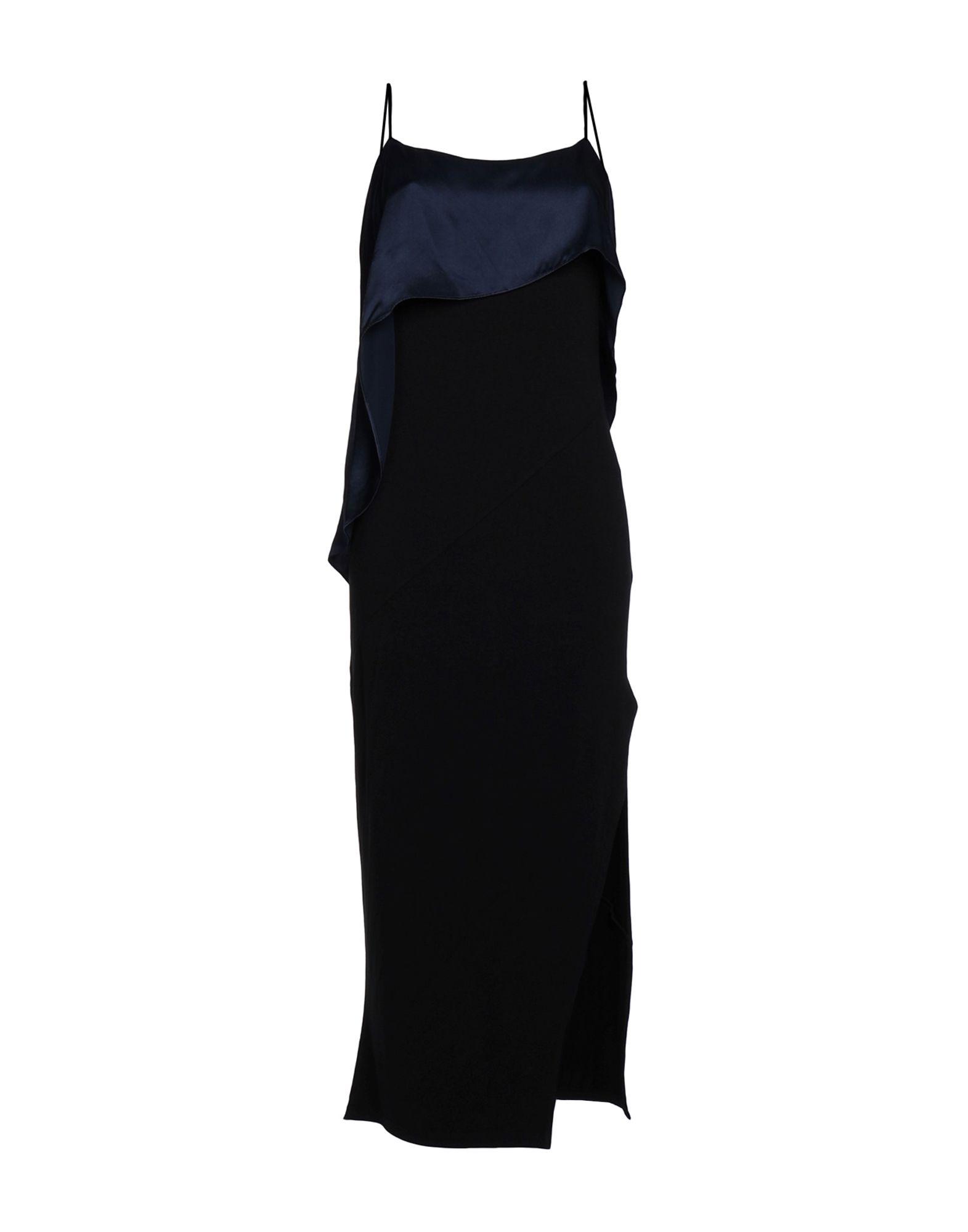 цена  ELIZABETH AND JAMES Длинное платье  онлайн в 2017 году