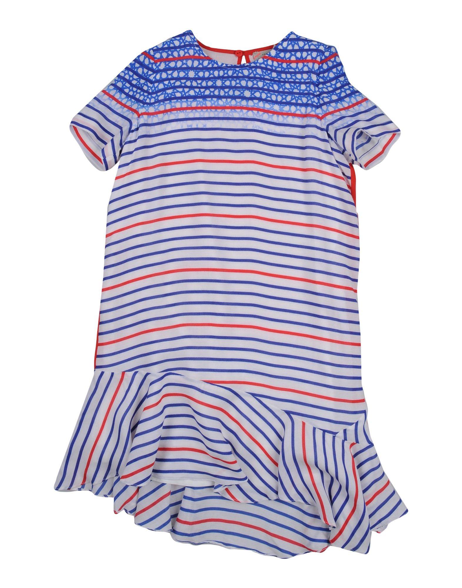 PREEN by THORNTON BREGAZZI Mädchen 3-8 jahre Kleid Farbe Blau Größe 6
