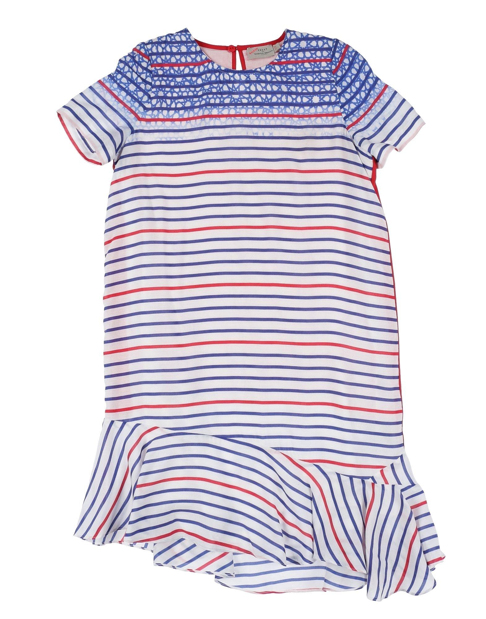 PREEN by THORNTON BREGAZZI Mädchen 9-16 jahre Kleid Farbe Blau Größe 2