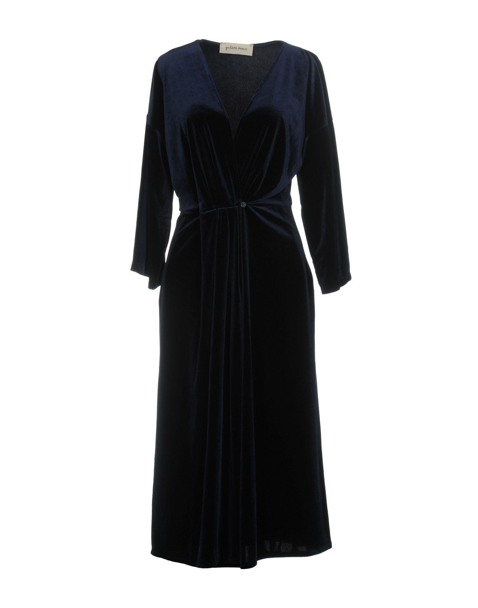 GIULIETTE BROWN Платье длиной 3/4 lisa corti платье длиной 3 4