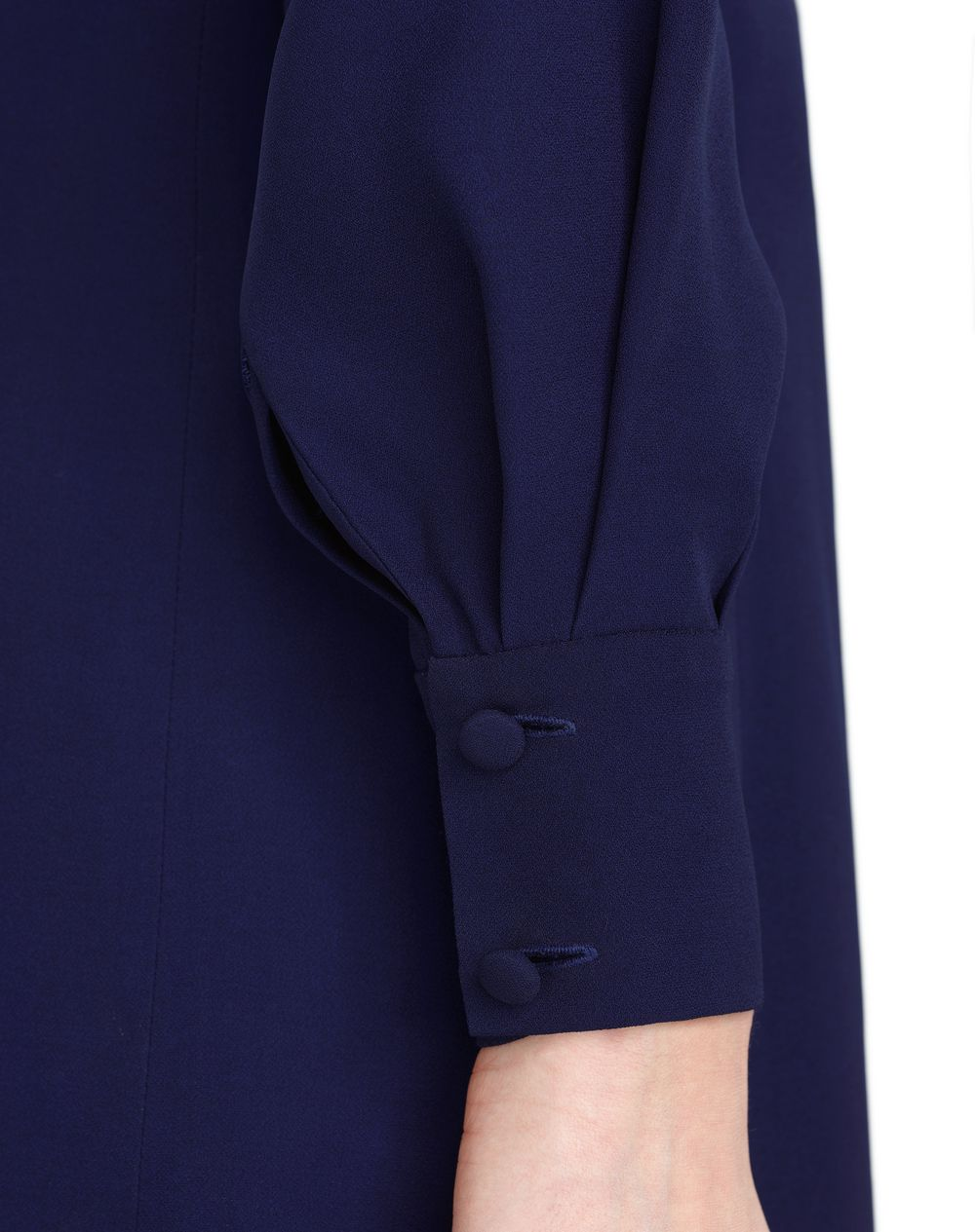 FLOWY CREPE DRESS - Lanvin