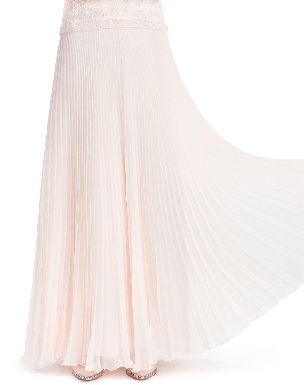 SILK CHIFFON DRESS - Lanvin