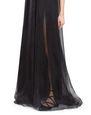 LANVIN Long dress Woman SILK CHIFFON DRESS f