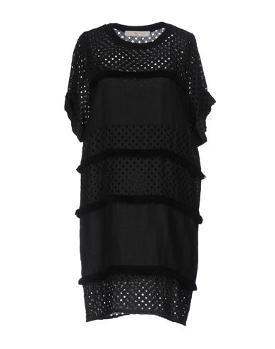 Фото - Женское короткое платье TELA черного цвета