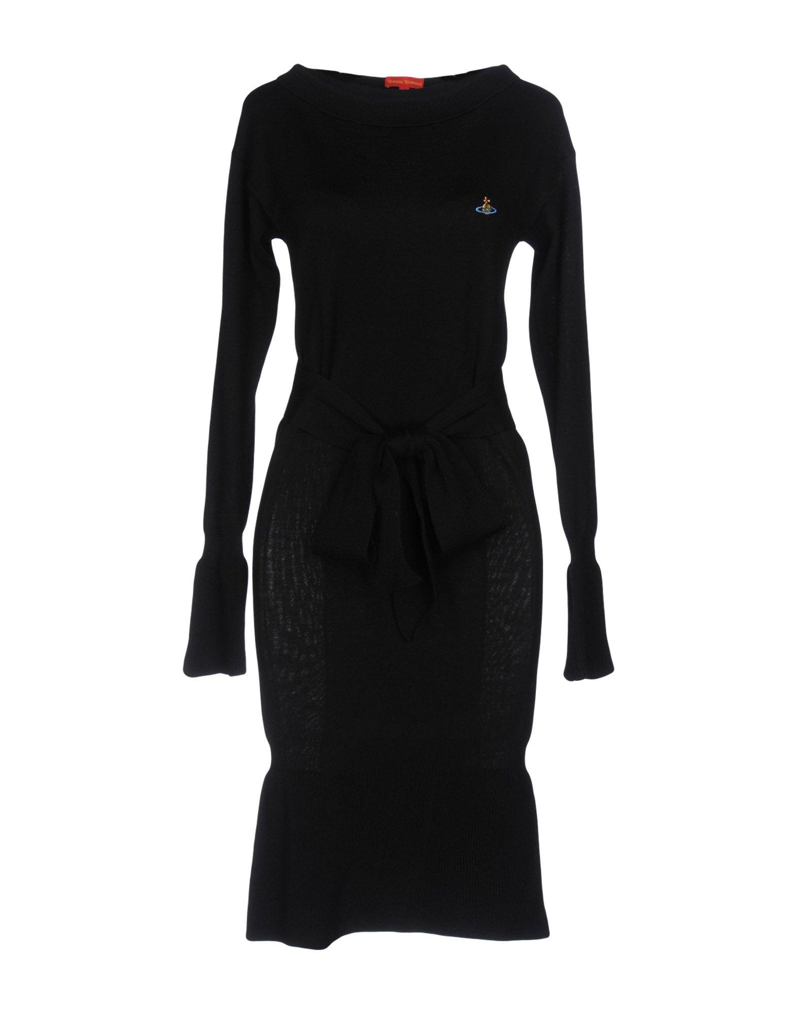 цены VIVIENNE WESTWOOD Платье до колена