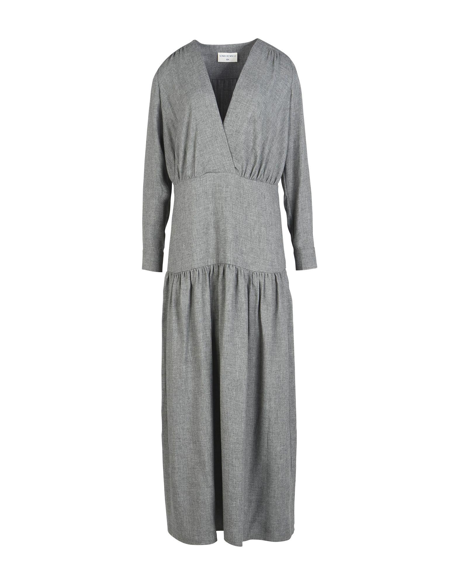 цена  SONIA DE NISCO Длинное платье  онлайн в 2017 году