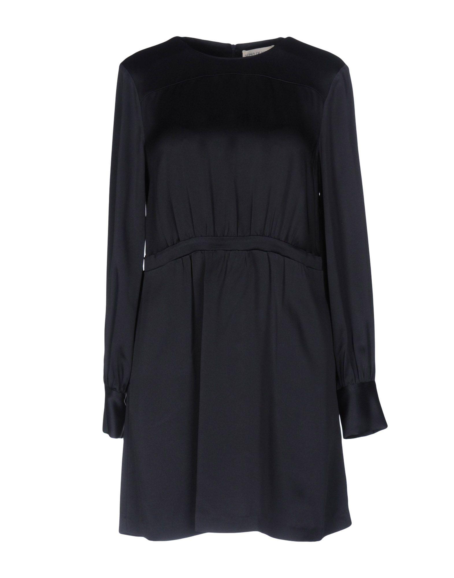 Фото SONIA DE NISCO Короткое платье. Купить с доставкой