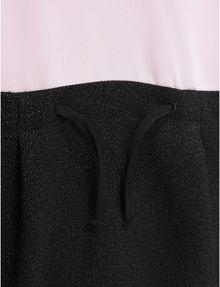 ARMANI EXCHANGE GIRLS SPARKLY V-NECK TANK DRESS Mini dress Woman d
