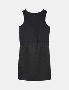 ARMANI EXCHANGE GIRLS SPARKLY V-NECK TANK DRESS Mini dress Woman r