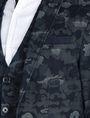 ARMANI EXCHANGE CAMO JACQUARD BLAZER Blazer [*** pickupInStoreShippingNotGuaranteed_info ***] e