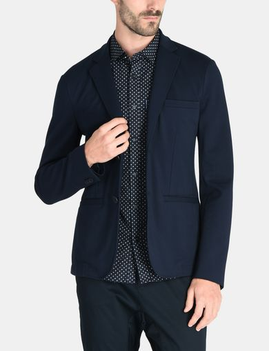 TAILORED PONTE BLAZER