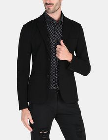ARMANI EXCHANGE TAILORED PONTE BLAZER Blazer Man f