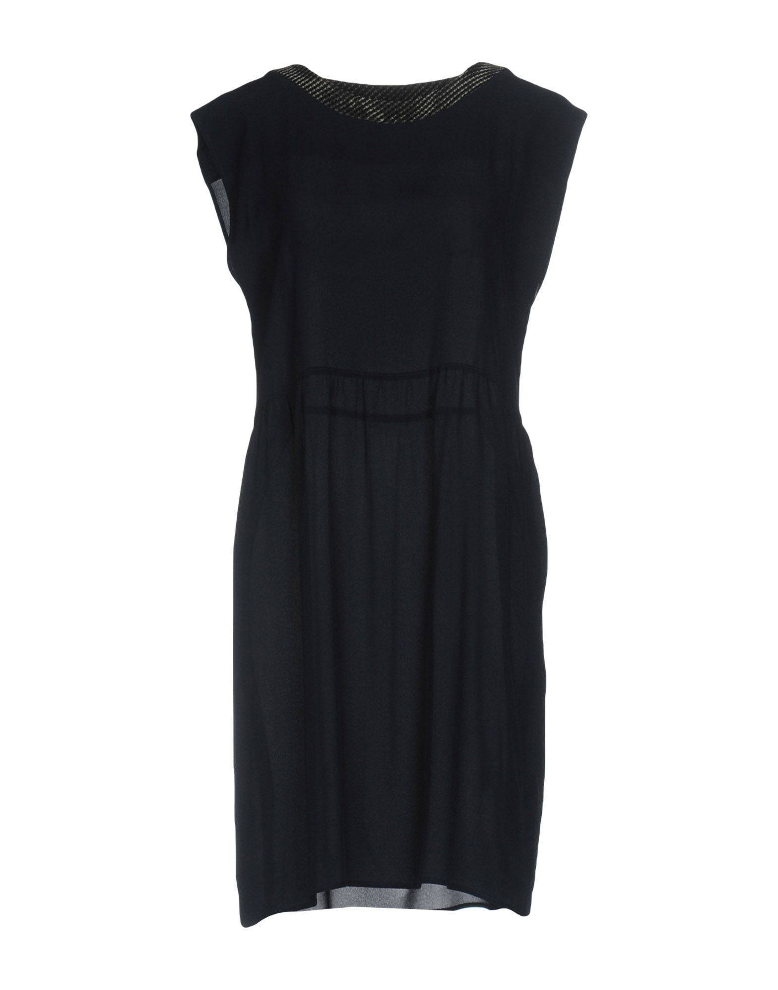 PAUL SMITH BLACK LABEL Короткое платье цена 2017