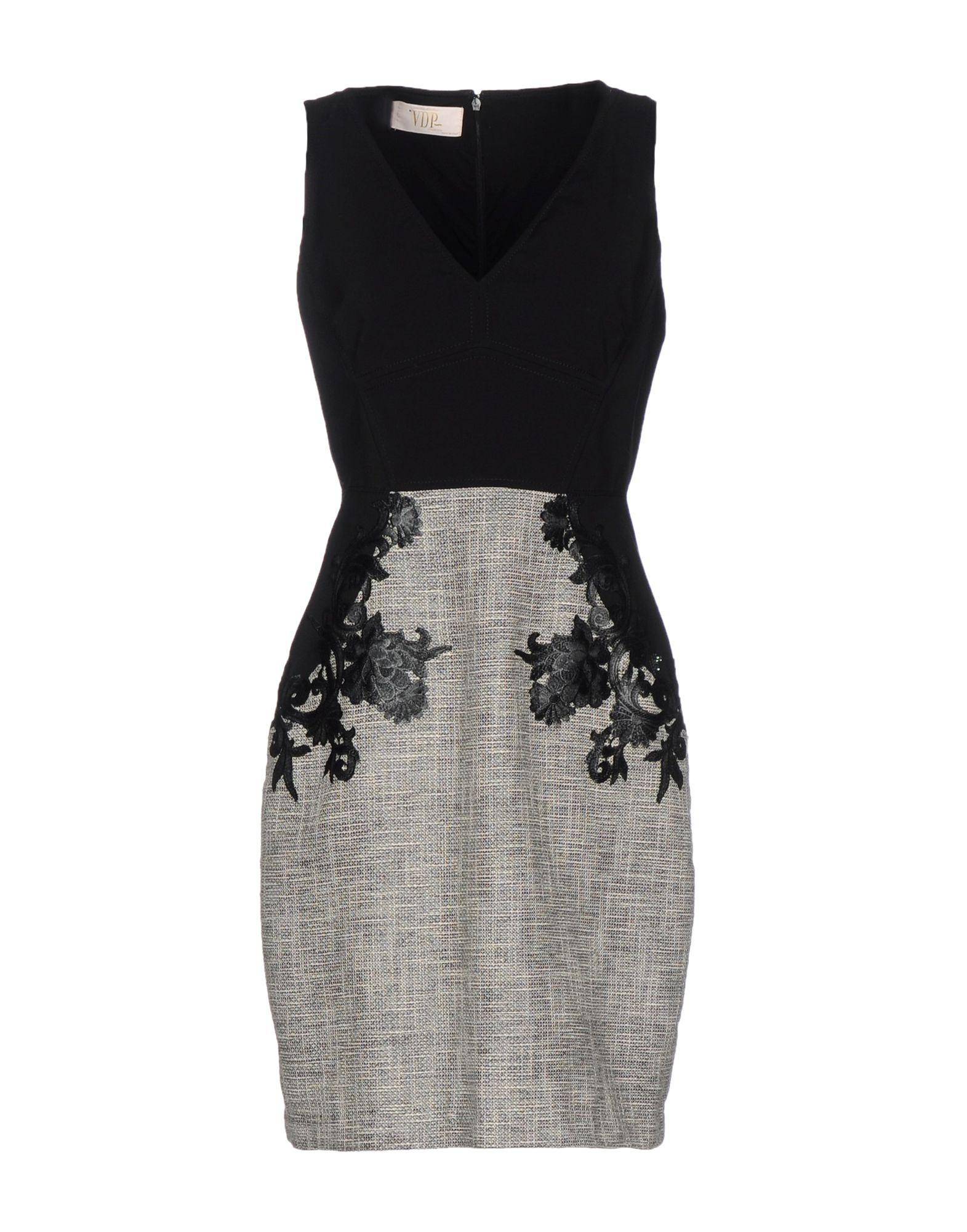 Фото VDP COLLECTION Короткое платье. Купить с доставкой