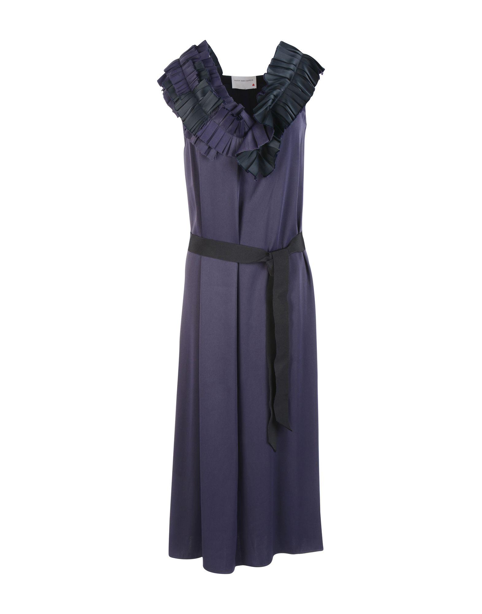 MAISON RABIH KAYROUZ Платье длиной 3/4 lisa corti платье длиной 3 4