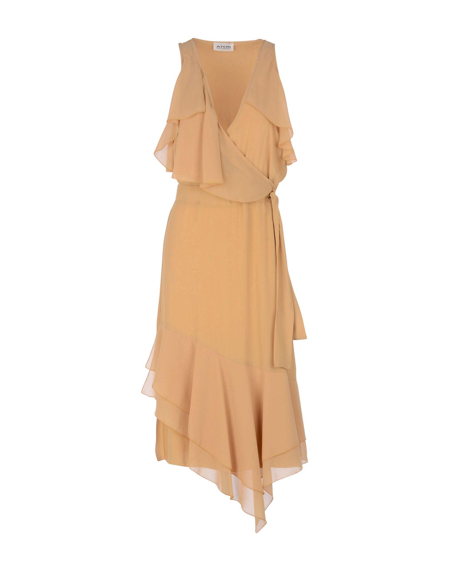ATOS ATOS LOMBARDINI Платье до колена atos lombardini комплект
