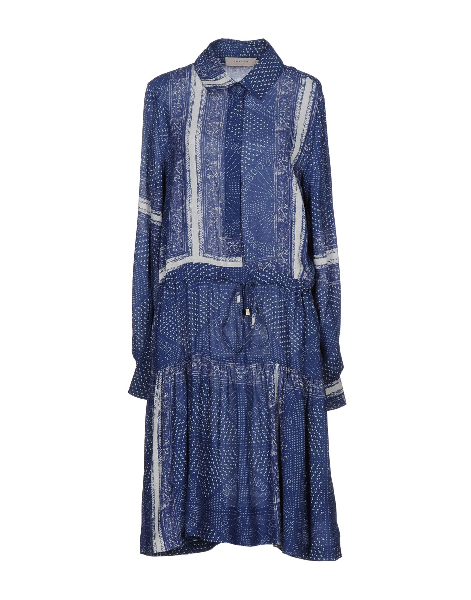 PREEN LINE Платье до колена цены онлайн