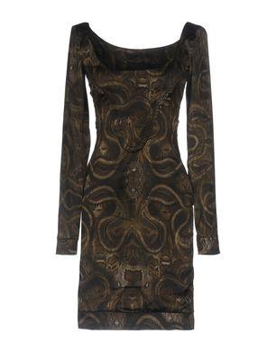PHILIPP PLEIN Damen Kurzes Kleid Farbe Militärgrün Größe 6 Sale Angebote Senftenberg