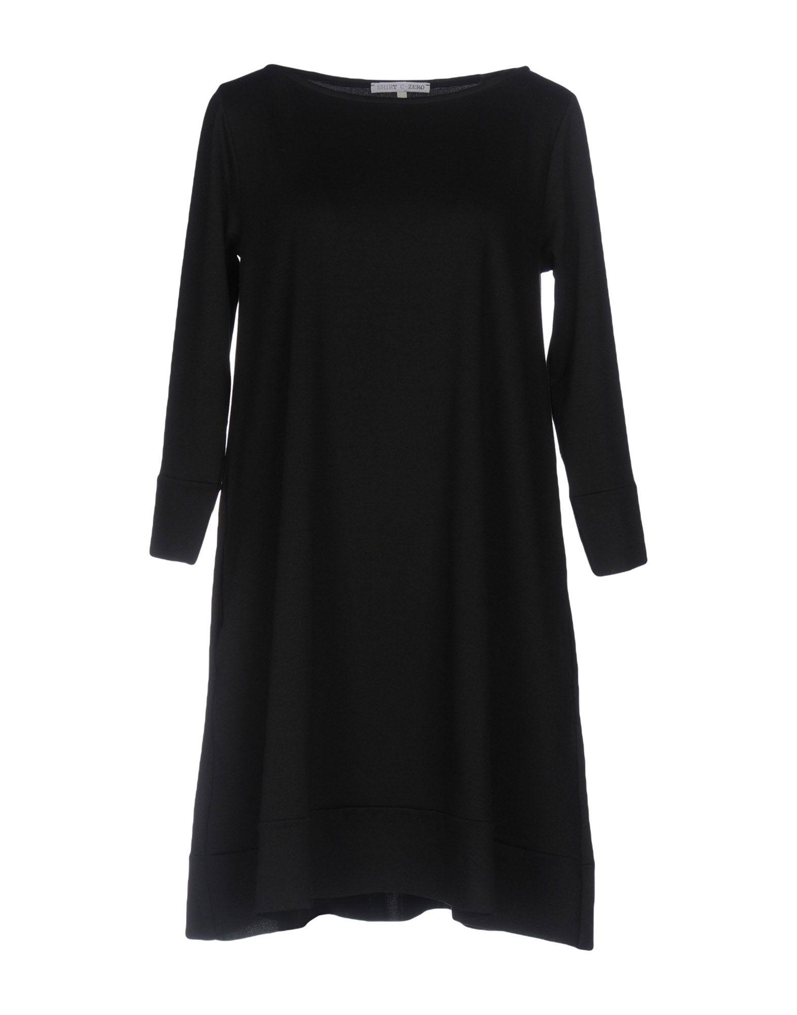 SHIRT C-ZERO Короткое платье платье zero платье
