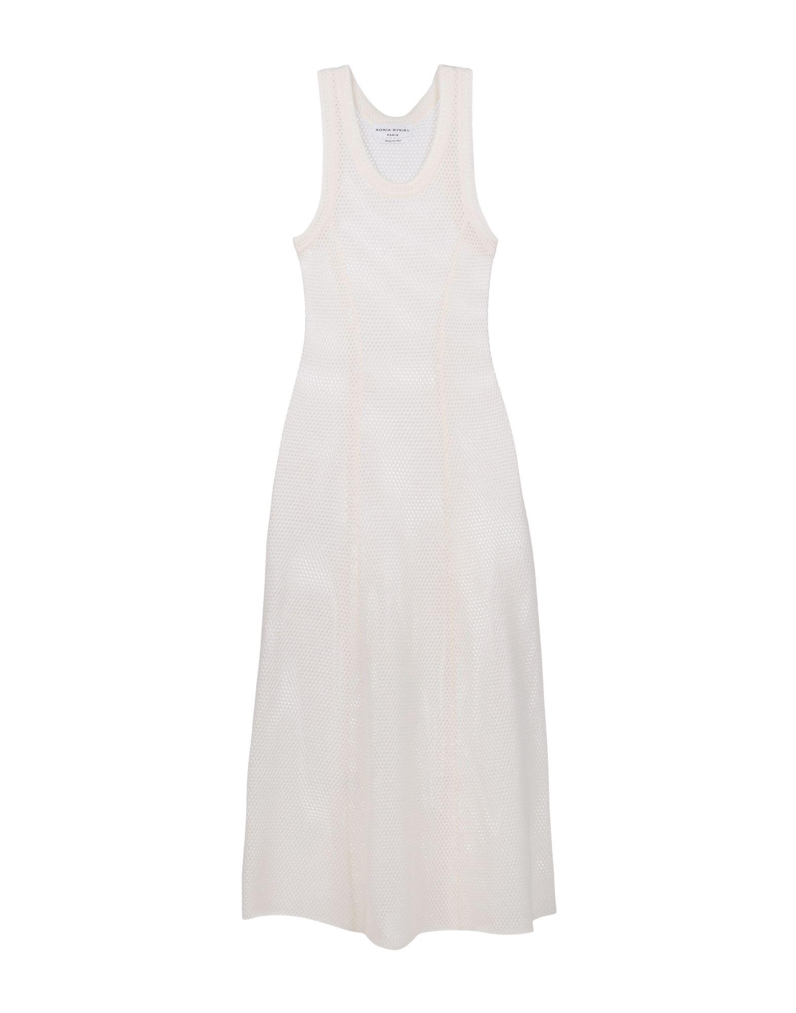 SONIA RYKIEL Платье длиной 3/4 lisa corti платье длиной 3 4
