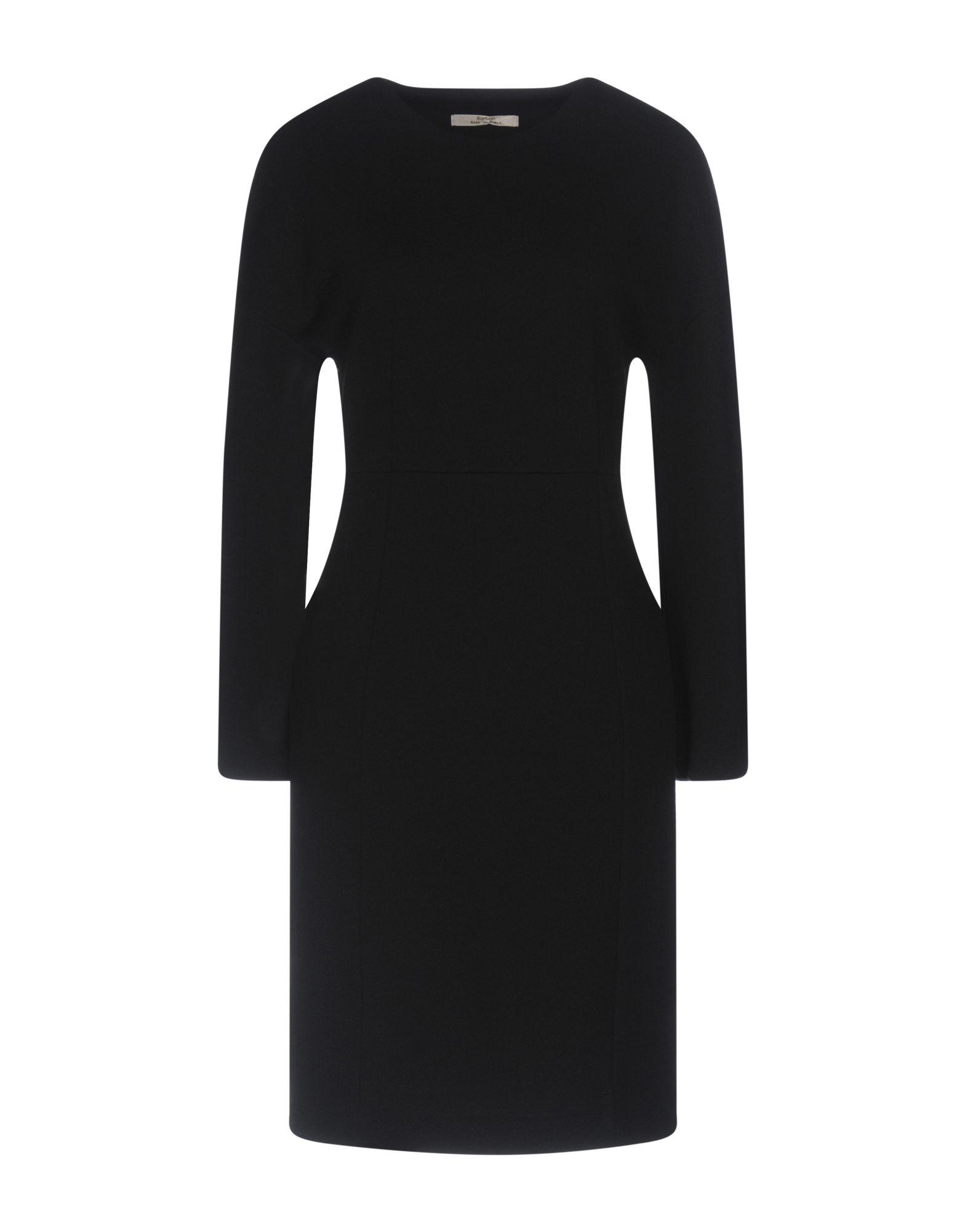 BARBON Короткое платье barbon свитер
