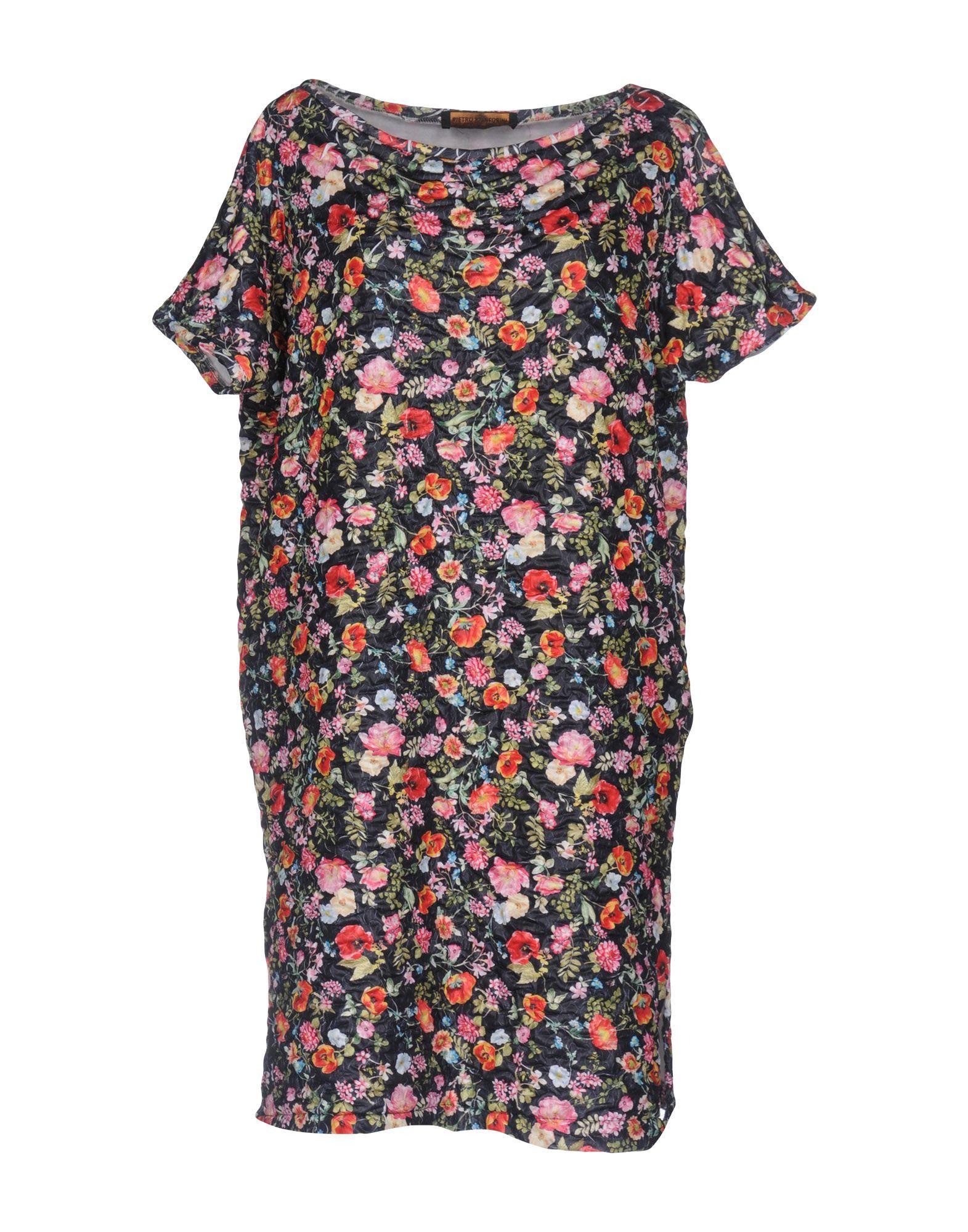 PIETRO PIANFORINI Короткое платье