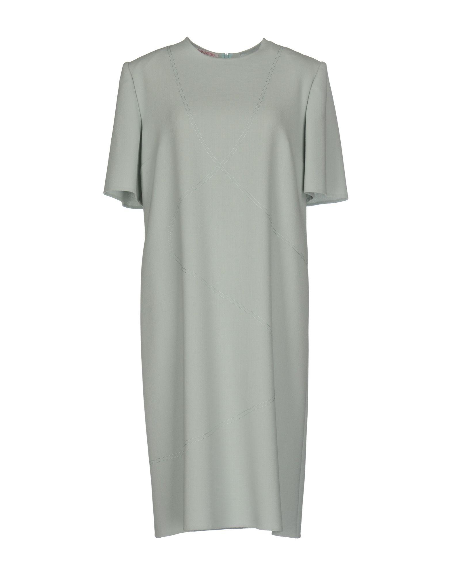 CALIANDRO Платье до колена недорго, оригинальная цена