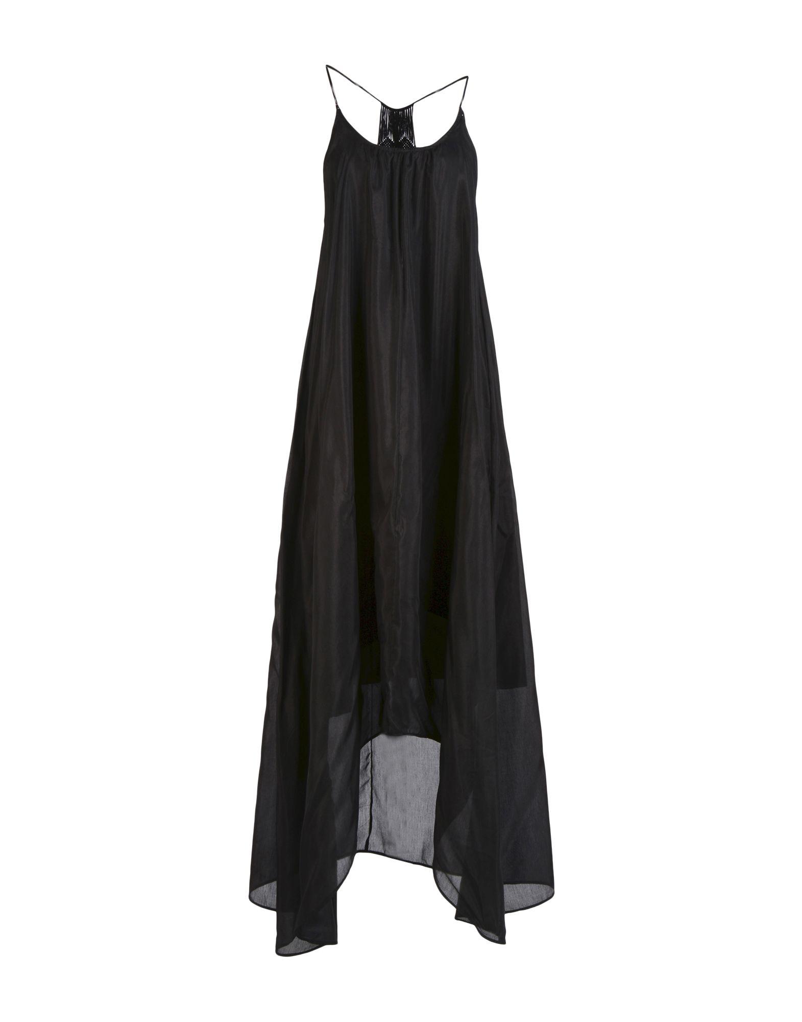 POEMS Платье длиной 3/4 lisa corti платье длиной 3 4